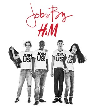 Jobs By H&M